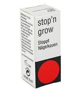 stopn grow naegel kauen
