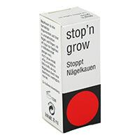 stop n grow nagellack